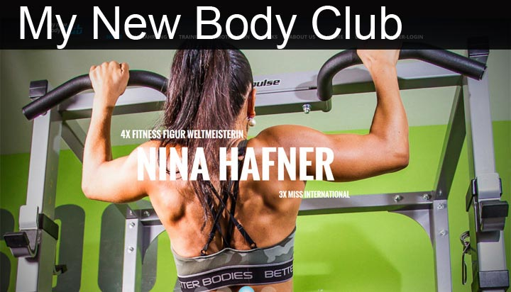 My new body club Gonna fly now